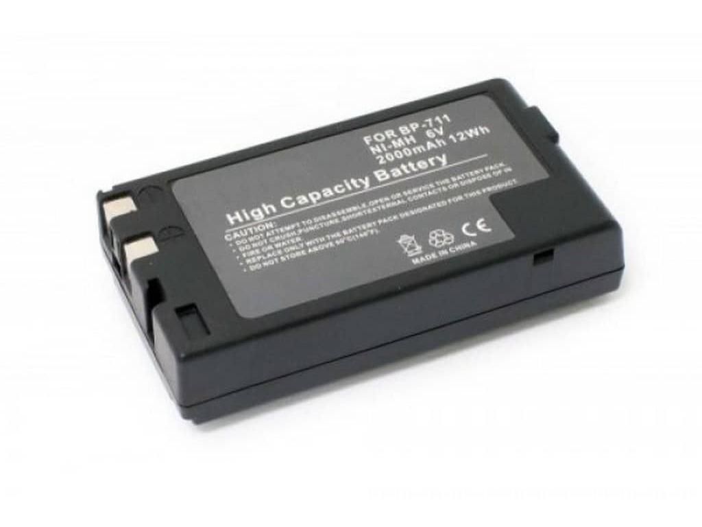 Batéria pre Canon BP-711, NiMH 2000 mAh