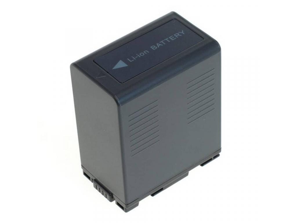 Batéria pre Panasonic CGA-D54S, Li-ion 5400 mAh
