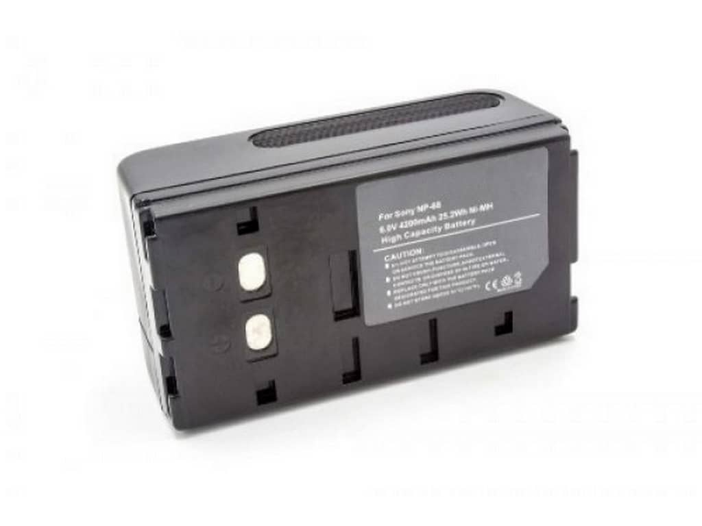 Batéria pre Sony NP 77, NiMH 4000 mAh
