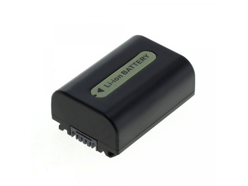 Batéria pre Sony NP FH50, Li ion 700 mAh