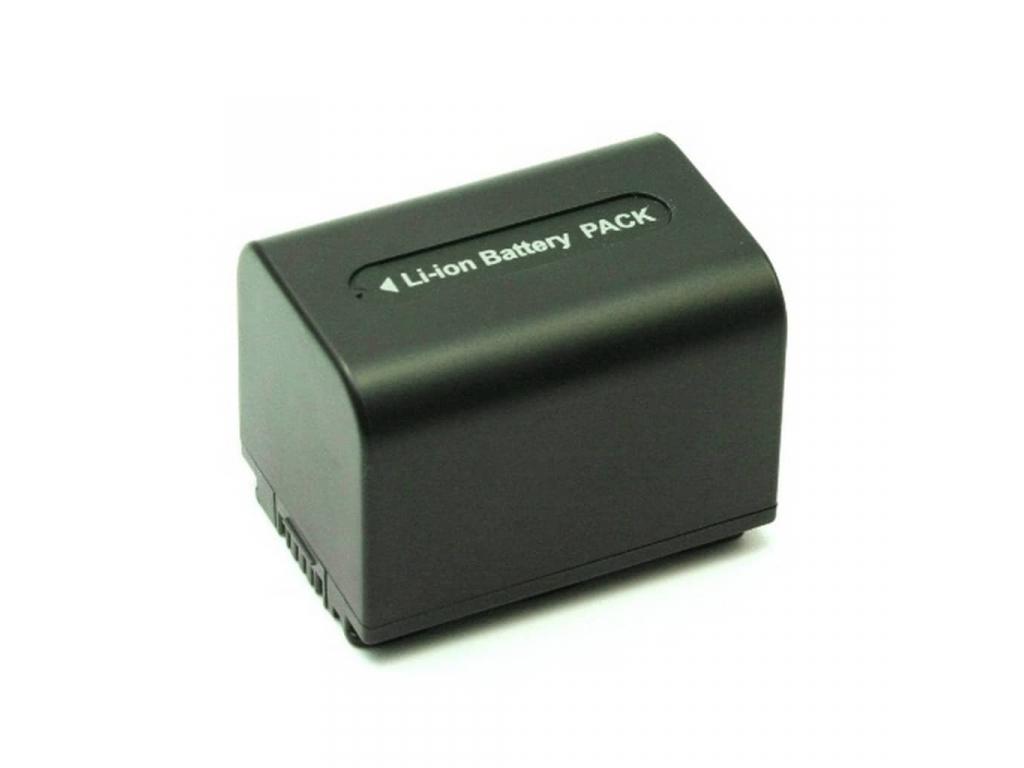 Batéria pre Sony NP FH70, Li ion 1960 mAh