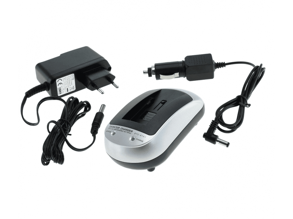 Nabíjačka pre batérie Panasonic CGR-S303E, CGR-S303