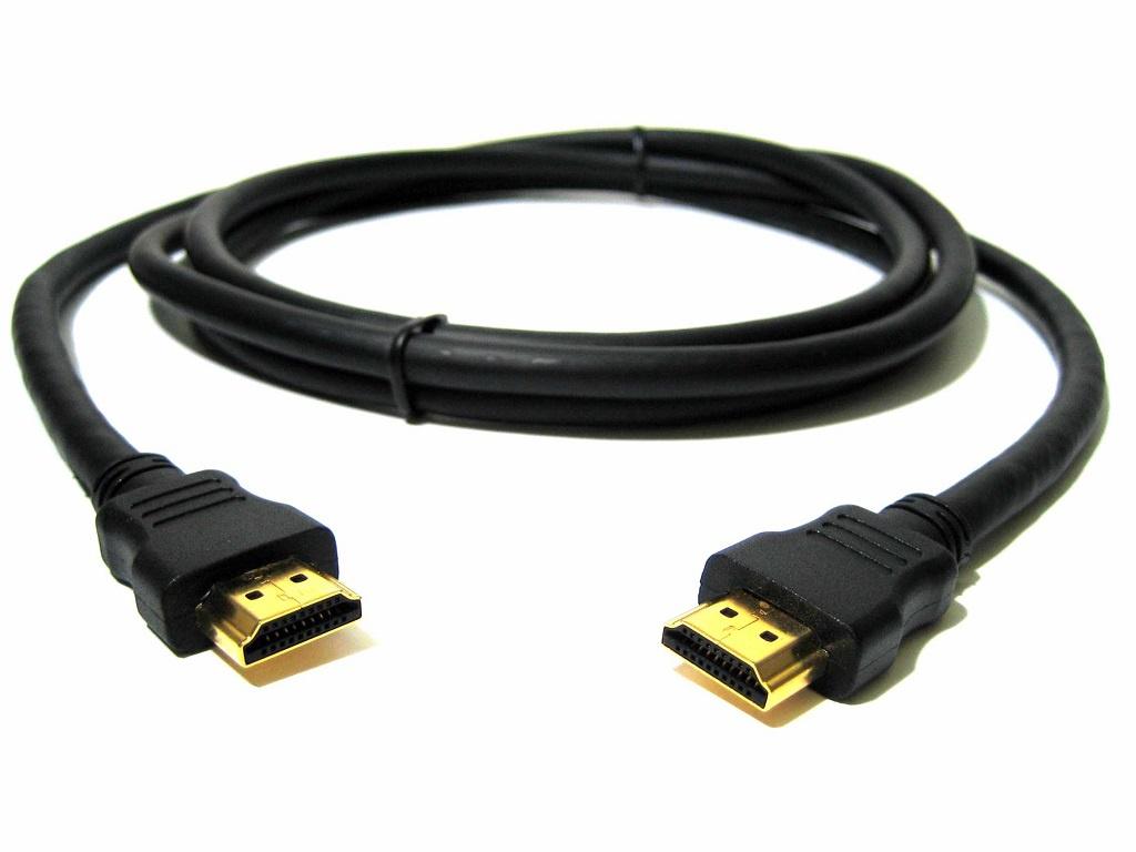 HDMI-Kábel (HDMI 1.3) HDMI -> HDMI 5 m čierny
