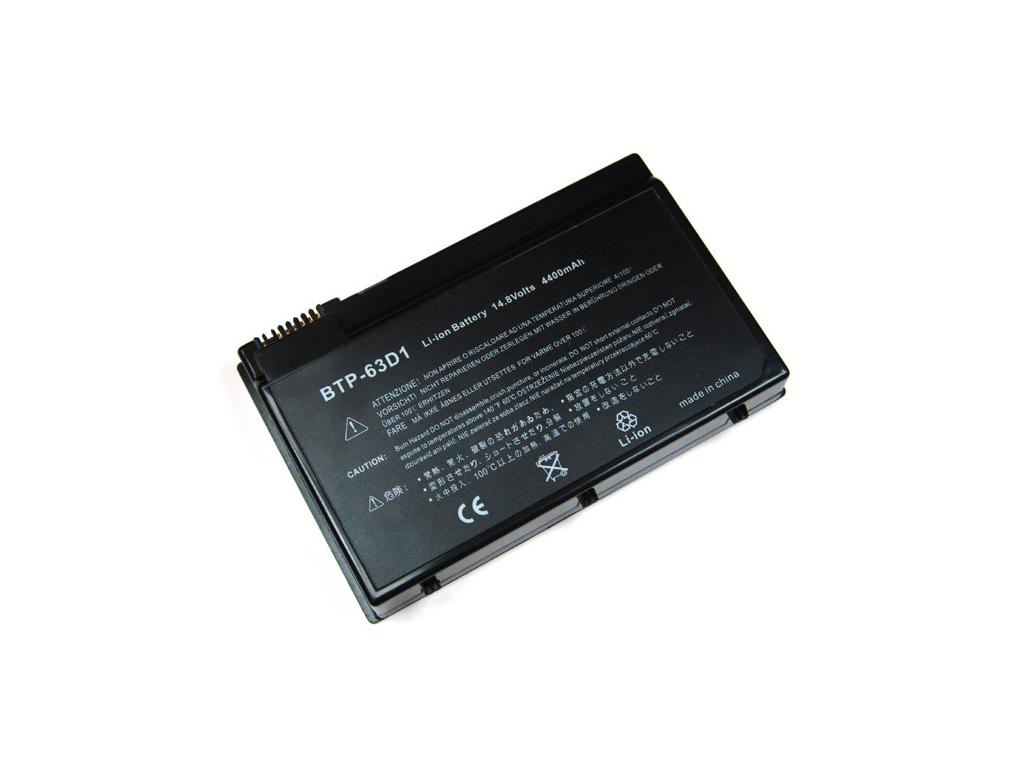 Batéria kompatibilná s Acer Aspire 3020 Li-Ion 4400 mAh