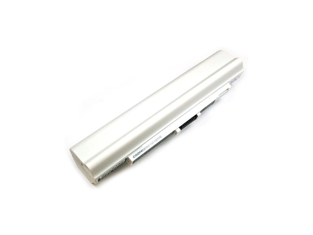 Batéria kompatibilná s Acer Aspire One 751h Li-Ion 6600 mAh biela