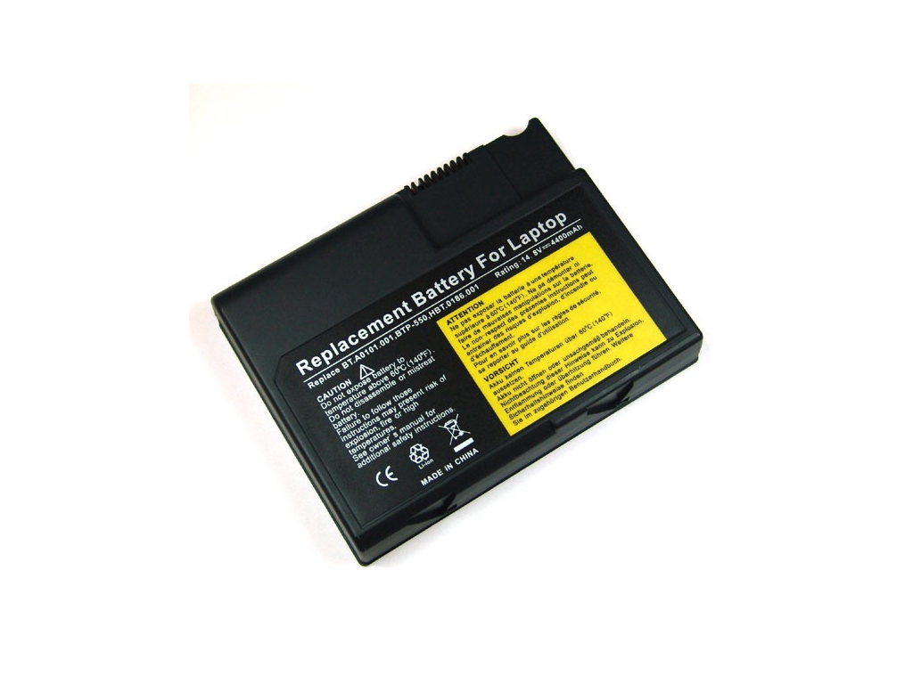 Batéria kompatibilná s Acer Travelmate 270 Li-Ion 4400 mAh