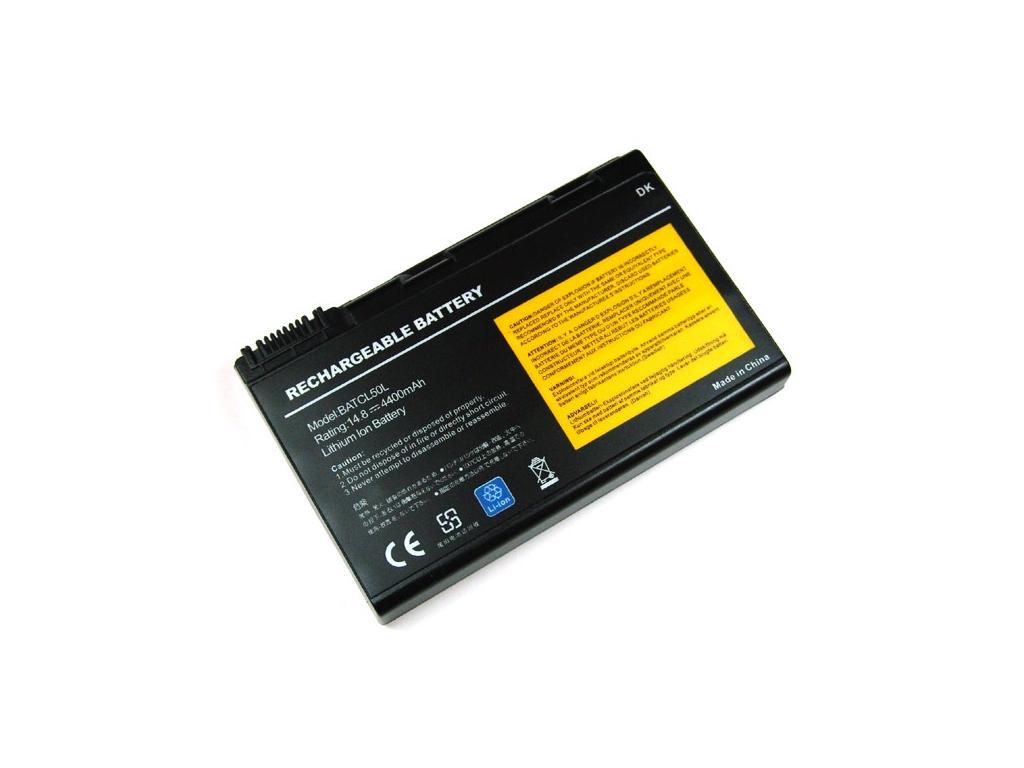 Batéria kompatibilná s Acer Travelmate 290 Li-Ion 4400 mAh