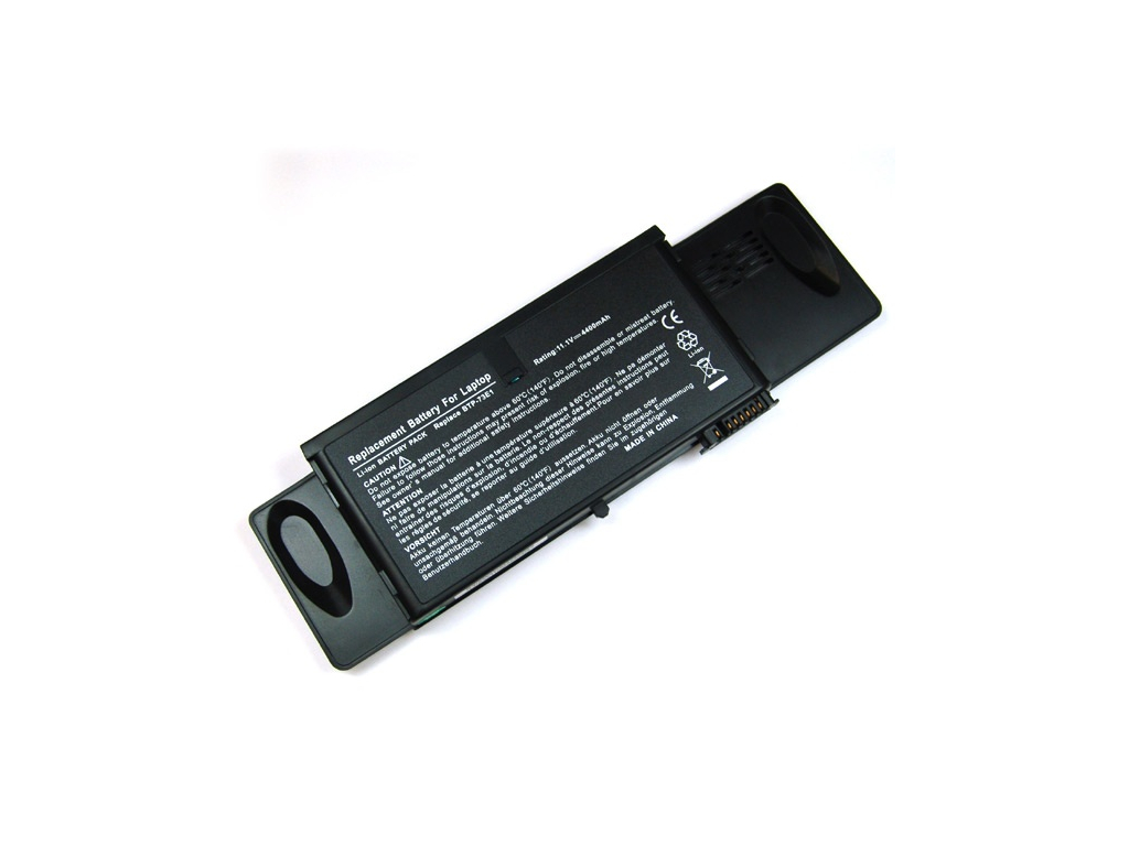 Batéria kompatibilná s Acer Travelmate 370 Li-Ion 4400 mAh