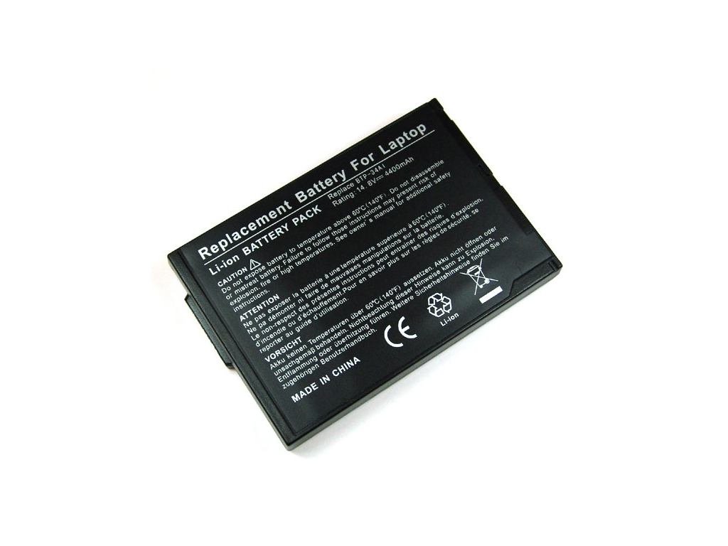 Batéria kompatibilná s Acer Travelmate 520 Li-Ion 4400 mAh