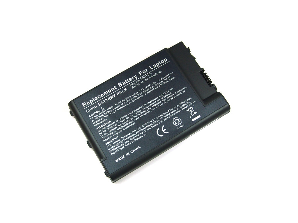 Batéria kompatibilná s Acer Travelmate 660 Li-Ion 4400 mAh