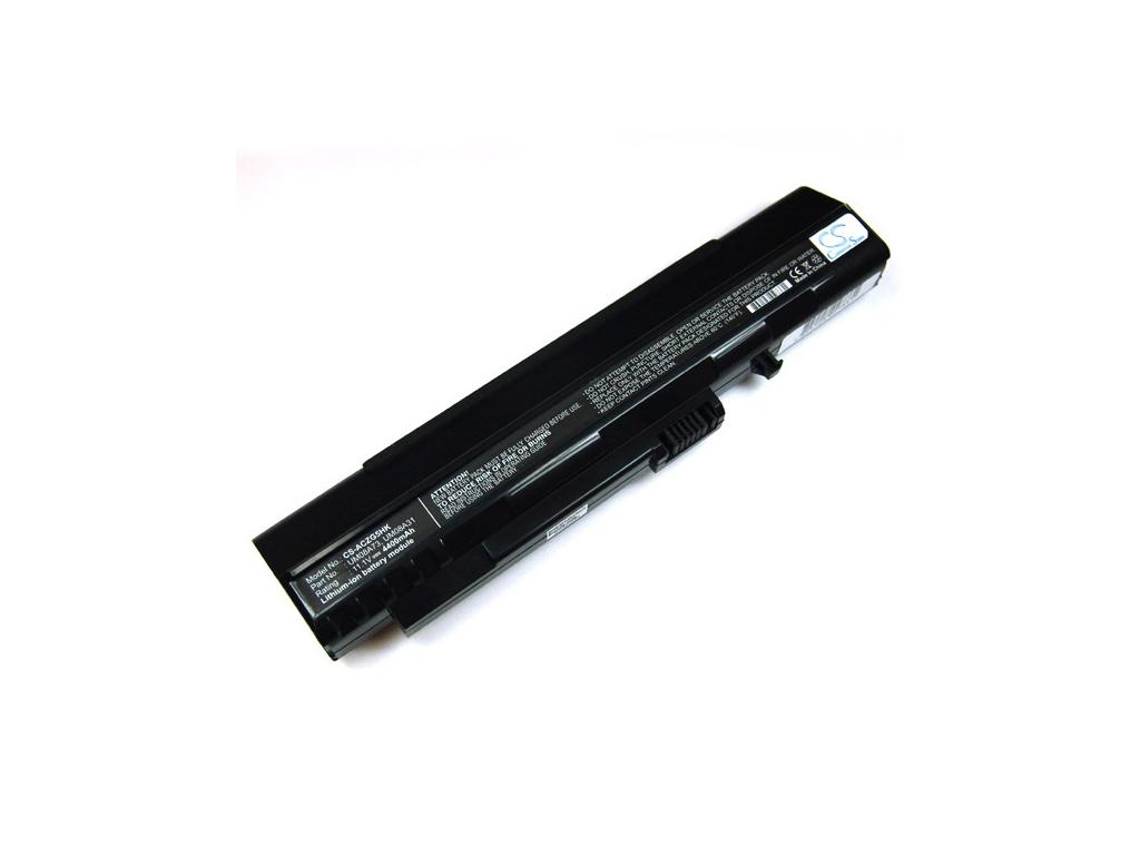 Batéria kompatibilná s Acer ZG5/Aspire One séria 4400 mAh Li-Ion čierna