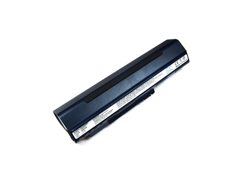 Batéria kompatibilná s Acer ZG5/Aspire One séria 6600 mAh Li-Ion modrá