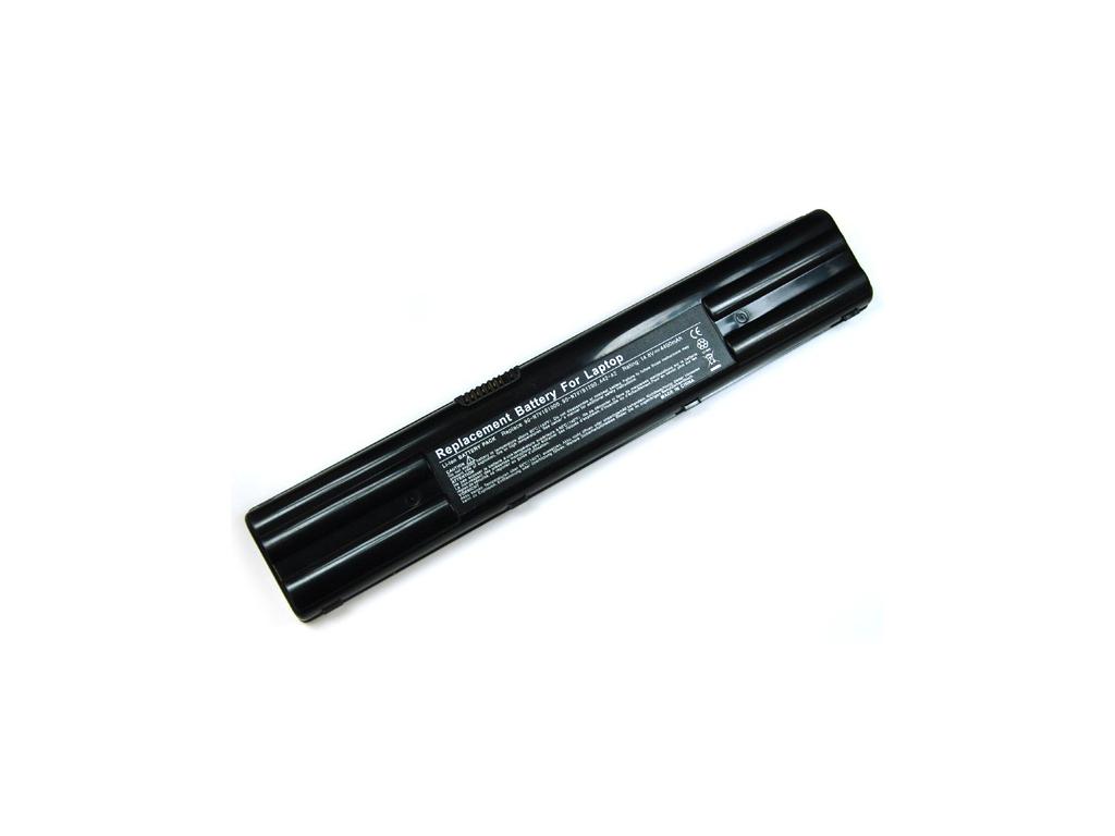 Batéria kompatibilná s Asus A2 Li-Ion 4400 mAh