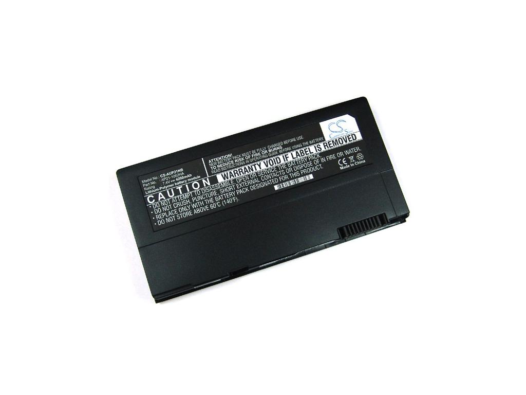 Batéria kompatibilná s Asus Eee PC 1002 Li-Polymer 4200 mAh čierna