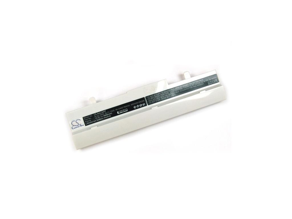 Batéria kompatibilná s Asus Eee PC 1005 séria Li-Ion 4400 mAh biela