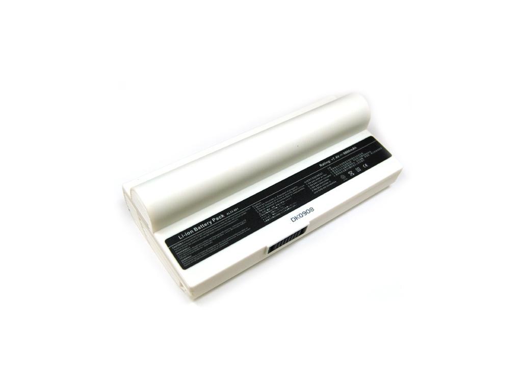 Batéria kompatibilná s Asus Eee PC 901 / 1000 / 1200 Li-Ion 8800 mAh biela