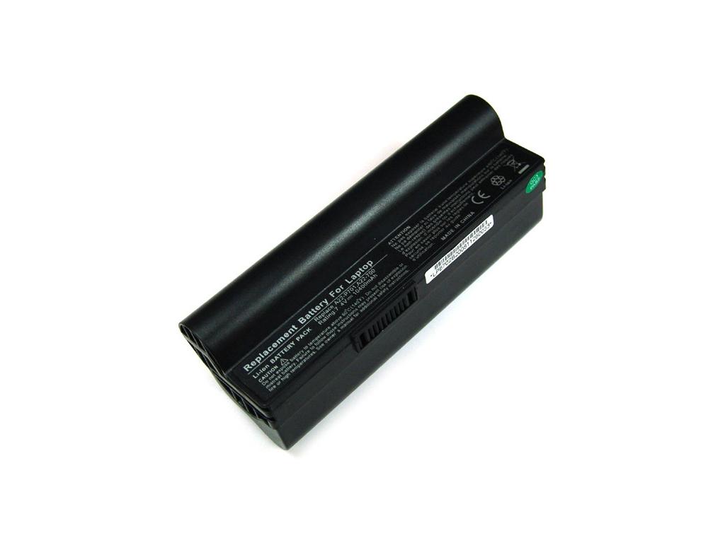 Batéria kompatibilná s Asus Eee PC A701/900 Li-Ion 8800 mAh čierna