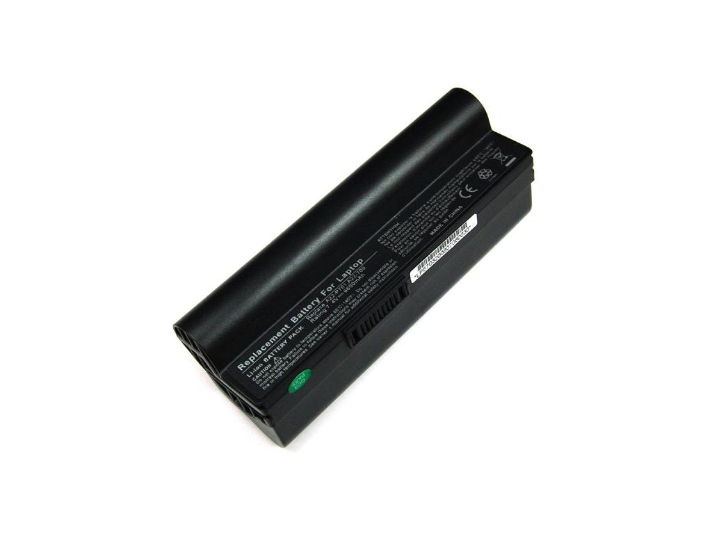 Batéria kompatibilná s Asus Eee PC A701 / 900 Li-Ion 6600 mAh čierna