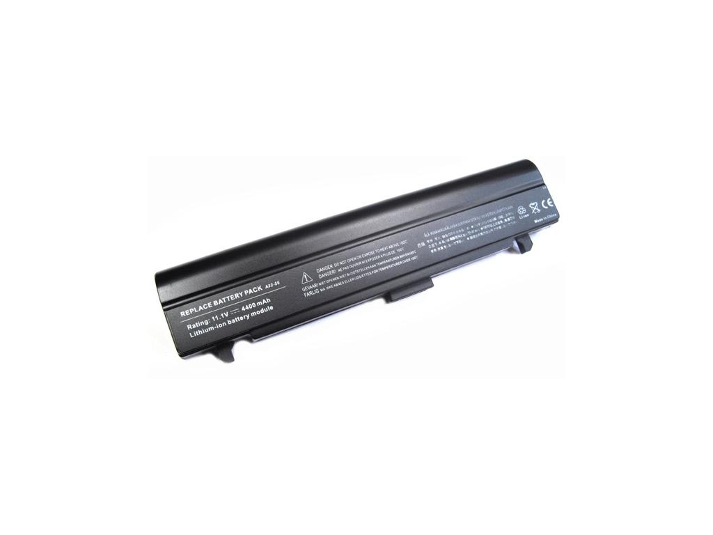 Batéria kompatibilná s Asus M5 Li-Ion 4400 mAh čierna