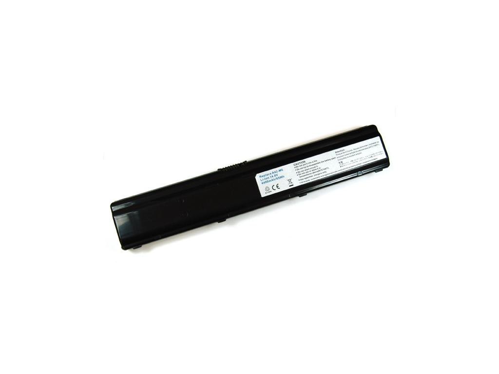 Batéria kompatibilná s Asus M6 Li-Ion 4400 mAh čierna