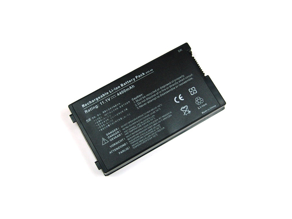 Batéria kompatibilná s Asus M8 Li-Ion 4400 mAh
