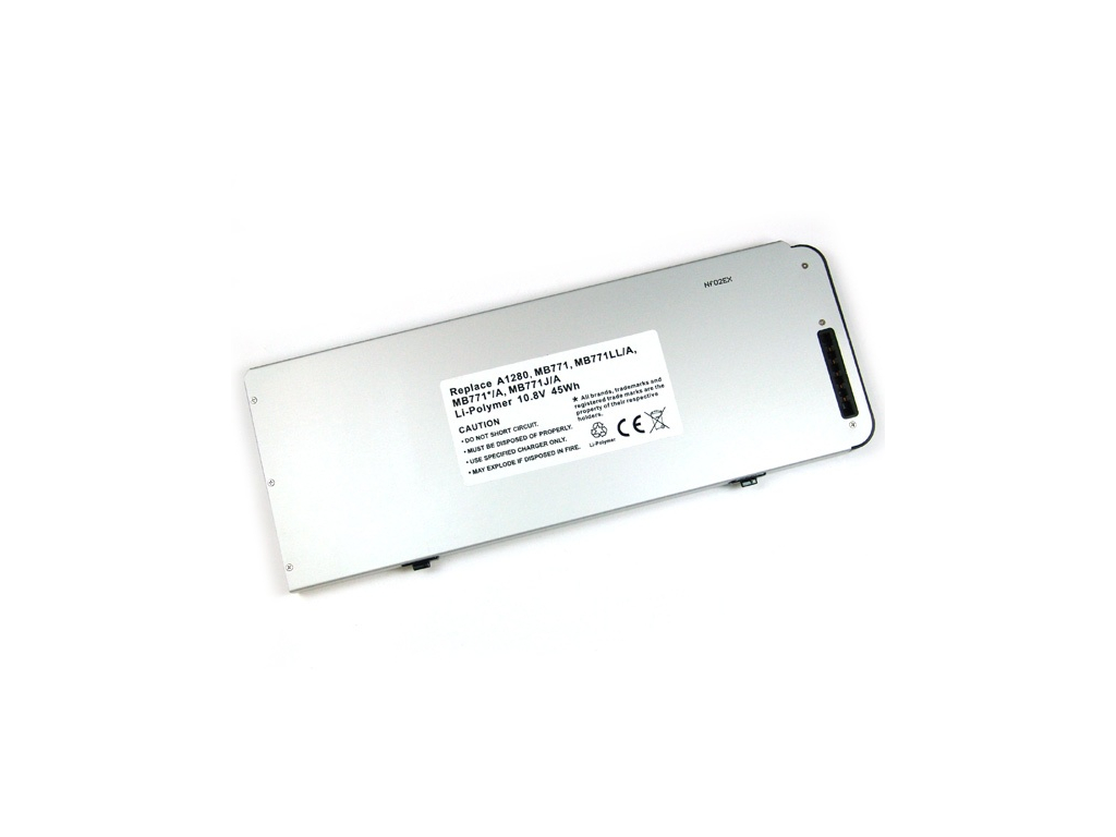 Batéria kompatibilná s Apple macbook 13'' Li-Polymer 4200 mAh