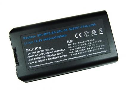 Batéria kompatibilná s Esprimo Mobile X9510, X9515, X9525 4400 mAh