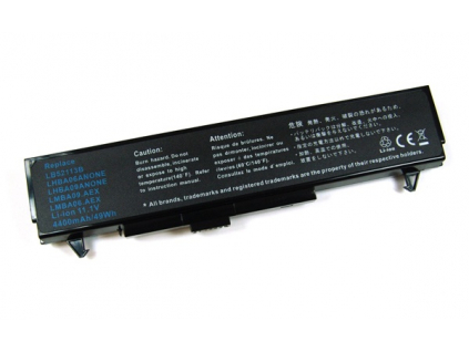 Batéria kompatibilná s LG LB32111B 4400 mAh