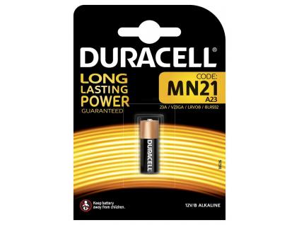 Batéria Duracell MN21, A23, 23A, V23GA