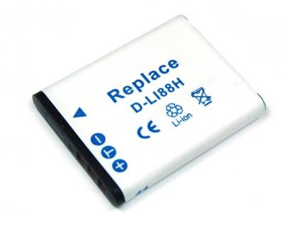 Batéria pre Sanyo DB-L80, Li-ion 700 mAh