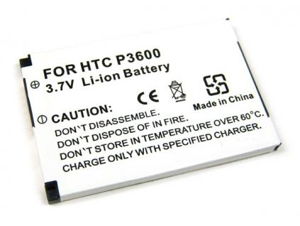 Batéria pre HTC P3600 (BA S150) Li-Ion tenká