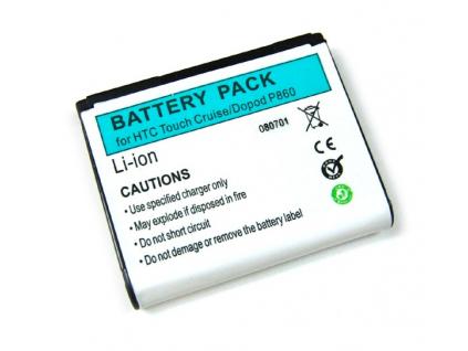 Batéria pre HTC Touch Cruise/P3650 Li-Ion tenká