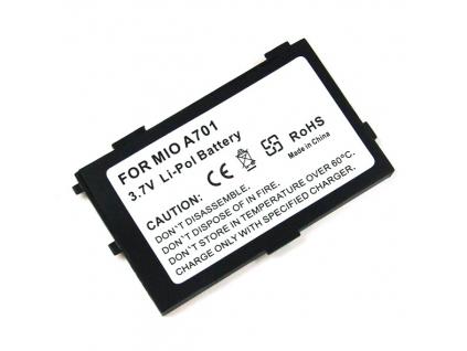 Batéria pre Mitac Mio A700/701 Li-Polymer 1200 mAh