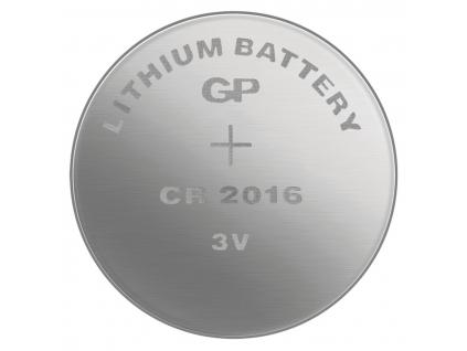 Batéria gombíková GP CR2016 - 3.0 V Lithium