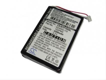 Batéria pre Blaupunkt Travelpilot 500, 700 Li-ion 2200mAh