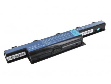Batéria kompatibilná s Acer Aspire 5552G, 5560V3, 5560G, 5733, 5733Z, 5736Z, 5741, 5741G, 5741Z, 5741ZG Li Ion 4400 mAh