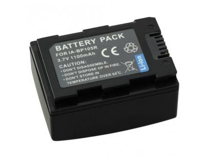 Batéria pre Samsung IA BP105R, Li ion 1100 mAh