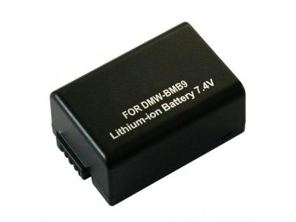 Batéria pre Panasonic DMW-BMB9E / Leica BP-DC9 Li-ion 800 mAh