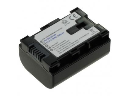 Batéria pre JVC BN-VG107, BN-VG108, BN-VG108E Li-ion 890 mAh