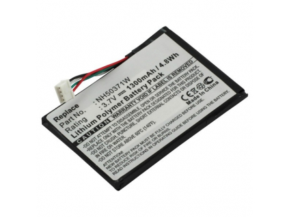 Batéria pre Navigon 8110 / 8130 / 8310 Li-Polymer 1300 mAh