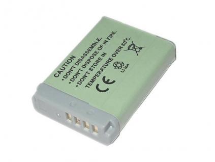 Batéria pre Canon NB-13L, Li-ion 1250 mAh
