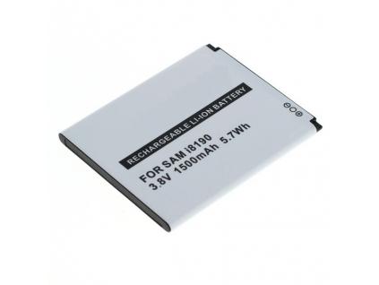 Batéria pre Samsung Galaxy ACE 2 / Galaxy S DUOS / Galaxy S III MINI Li-ion 1500 mAh