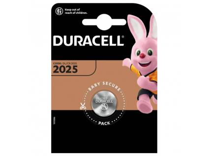 Batéria Duracell CR2025, DL2025, ECR2025