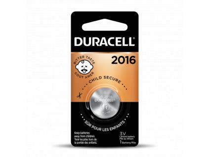 Batéria Duracell CR2016 1 ks 2