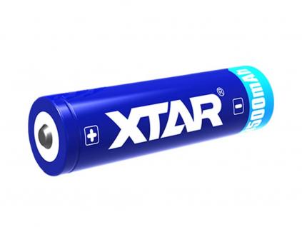 Akumulátor Xtar 18650 Li-ion 3,6V 3500 mAh s ochranným obvodom