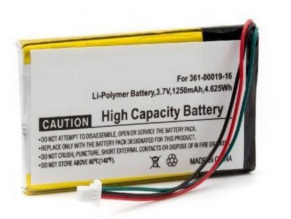 Batéria pre Garmin Nüvi 1300, 1350, 1350T, 1370, 1370T, 1390, 1390T, 1490 Li ion 1250 mAh