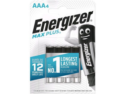Baterie Energizer Max Plus AAA