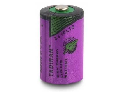 Batéria TADIRAN SL-750 / LS14250 3.6V LiSOCl2 rozmer 1/2 AA