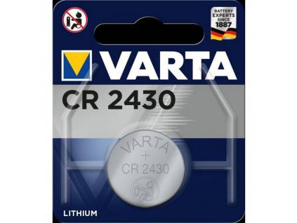 Batéria Varta CR2430, DL2430, ECR2430