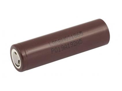Akumulátor LG 18650 ICR18650 HG2 Li ion 3.7V 3000 mAh 20A